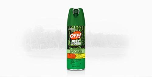 OFF! Deep Woods Sportsmen Repelente de Insectos II