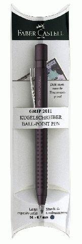 Kugelschreiber Grip 2011 Braun