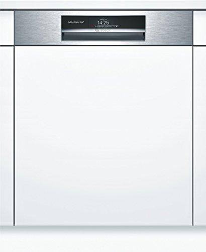 Bosch SMI88TS06E Serie 8 Geschirrspüler Teilintegriert / A+++ / 211 kWh / 13 MGD / ActiveWater Technologie / Beladungs-Sensor