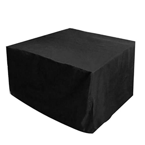 Peanutaoc 210D Oxford Möbel Staubdichte Abdeckung Für Rattan Tisch Würfel Stuhl Sofa wasserdichte Regen Garten Terrasse Schutzhülle -