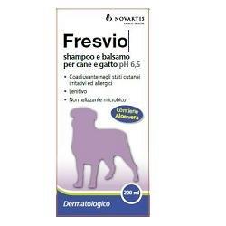FRESVIO SHAMPOO/BALS CANE GATT (Spa Haustier-shampoo)