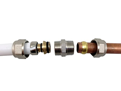 dismy-bhfp-438-adapter-reducer-with-16-mm-barrier-pipe-and-15-mm-copper-plastic-compression
