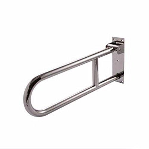 QPSSP 304 Stainless Steel - Toilette Armlehne, Barrierefreie Behinderten, Alten Mann Mit Wc, Wc, Schleifen,Schleifen