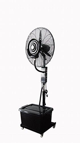 Ventilador Nebulizador Microclima SEASON Depósito 41 L. 9 horas autonomía en continuo....