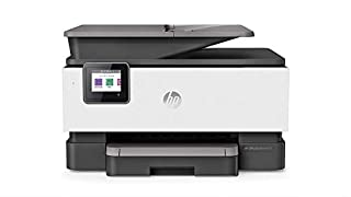 HP 9010 Officejet Pro All-in-One - Imprimante multifonction - jet d'encre - Legal (216 x 356 mm) (original) - A4/Legal (support) - 32 ppm - USB 2.0, LAN, Wi-Fi(n), hôte USB (B07Q9ZTSJD) | Amazon price tracker / tracking, Amazon price history charts, Amazon price watches, Amazon price drop alerts