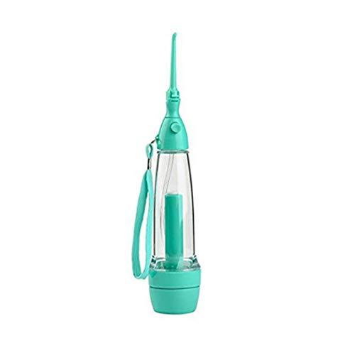 Preisvergleich Produktbild LouiseEvel215 LV190 Zahnreiniger Manuelle Jet Wasser Munddusche Tragbare Hygiene Flosser Gesundheitswesen Zahnreinigung Werkzeug
