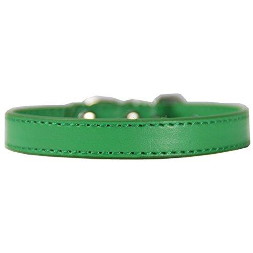 san-bodhir-adjustable-faux-leather-solid-color-dog-cat-puppy-neck-strap-pet-collar