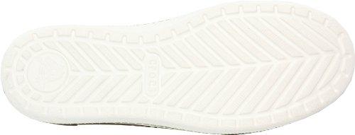Crocs Hover CrosMesh Lace Up, Baskets mode homme Marron (Espresso/White)