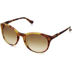 Anna Sui Damen AS865 181 Schmetterling Sonnenbrille, Demi