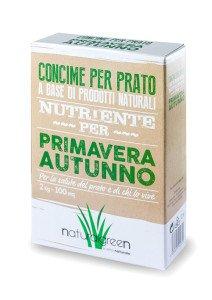 CONCIME PER PRATO NATURALE PRIMAVERA AUTUNNO KG 2 NK(SO3)18-7(6)