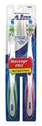 Aim Toothbrush 2 Count Bogo Soft by AIM