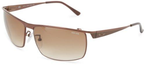 Police S8649-K09X Wrap Sunglasses