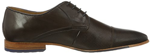 Daniel Hechter 811242011111, Derby homme Braun (Dark Brown / Dark Blue)