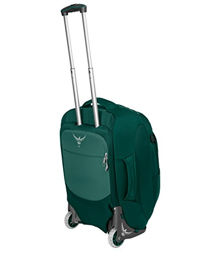 Osprey Meridian 60 Trolley Rainforest Green