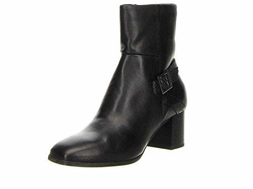 Tamaris Damenschuhe 1-1-25020-27 Damen Stiefel, Boots, Winterstiefel schwarz (BLACK), EU 39