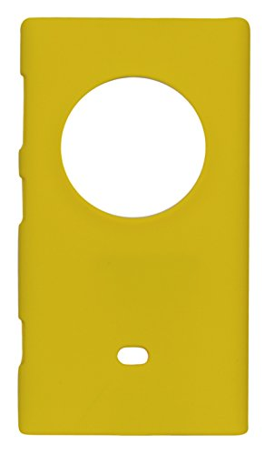 Nosson Back Cover For Nokia Lumia 1020 (Yellow)  available at amazon for Rs.192