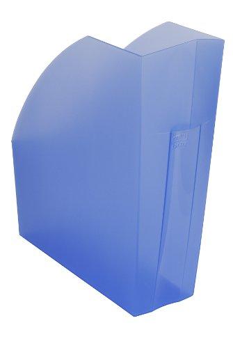 LINICOLOR MAGAZINE RACK ICE BLUE 18010D