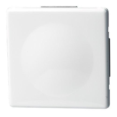 """Kopp Tast-Dimmer Dimmat stufenlos verstellbar, für Glühlampen und Halogenlampen, 40-400W/VA, UP, Touch-Dimmer \""""Vision\"""" mit Phasenanschnitt, leise, für konventionelle Trafos, arktis-weiß, 805502082"""
