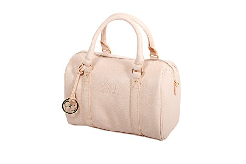 Borsa Bowling M Andie MEISSA A8082 Blue collection Beige (Beige)