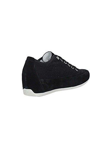 separation shoes f586e 6e4d3 77870 Chaussures à lacets femmes Noir ...