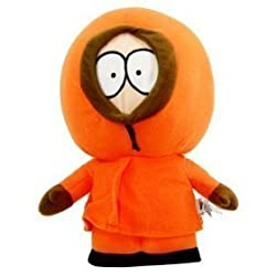 12in Tall Kenny Plush - South Park Stuffed Toys
