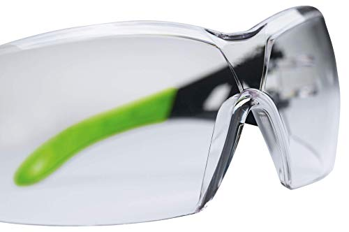 Uvex pheos 9192 HC/AF schwarz / grün, 9192225 - 4