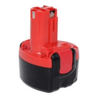 Sila Profi-Akku (110) Werkzeugakku, Ersatzakku für Bosch PSR 960 - 9,6 Volt - 2000mAh - Ni-MH - Bauähnlich: 2607335659 / 2607335682 / 2607335260 / 2607335272 / 2607335373 / 2607335461