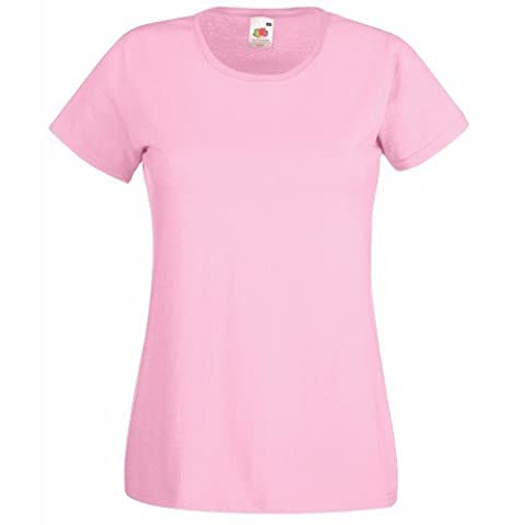 Fruit of the Loom - T-shirt de sport - Femme