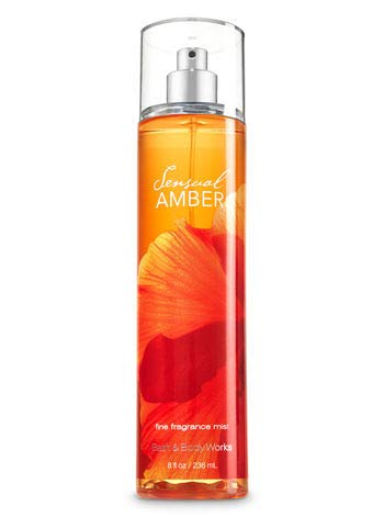 Bath & Body Works`Sensual Amber` Body Mist 236ml NEU