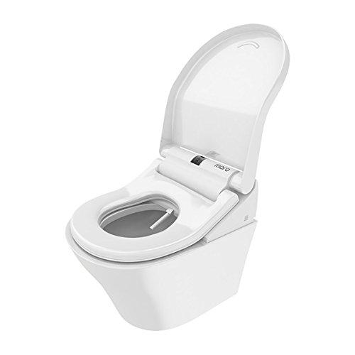 Maro D'Italia - Di600 - Der Bestseller der japanischen WCs. Durchlauferhitzer, Beleuchtung, Jet, schwenkbar.