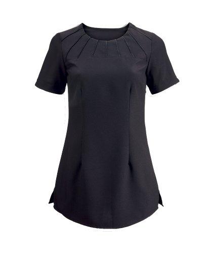 jaimie-round-neck-starburst-satin-trim-beauty-salon-spa-tunic-24-black
