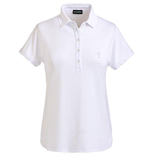 golfino-damen-loose-fit-golfpolo-mit-ruckenteil-aus-spitze-weiss-m