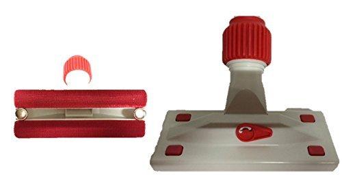 Universal Tierhaardüse - Fusseldüse/Fusselbürste/Tierhaarbürste- Variabel für 30-38mm von Conny Clever