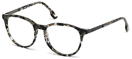 Diesel DL5117 C52 052 (dark havana / ) Polarisierende Brillengestelle