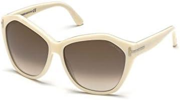 Tom Ford Gafas de sol Para Mujer 0317 - 01B: Negro brillante