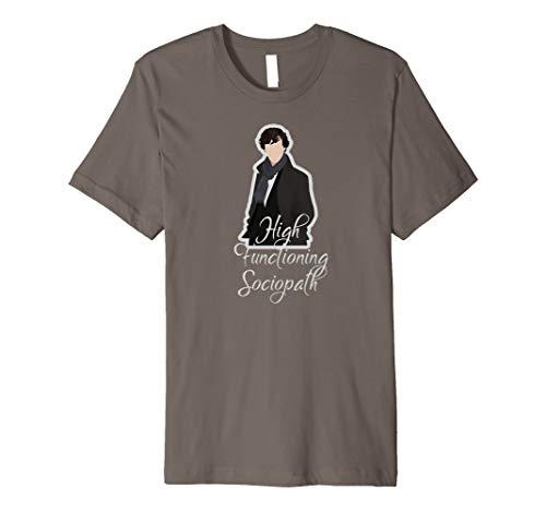 Sherlock Holmes T-Shirt - Sherlock Holmes Kostüm Frauen