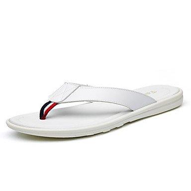 Slippers & amp da uomo;Sandali estate casuale Luce Soles bovina sandali US10 / EU43 / UK9 / CN44