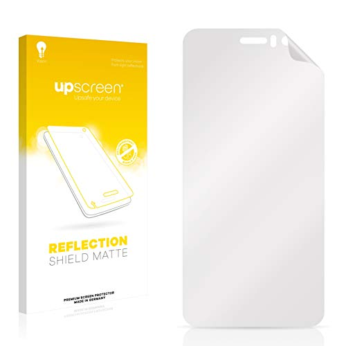upscreen Matt Schutzfolie für Jiayu G5 Advanced – Entspiegelt, Anti-Reflex, Anti-Fingerprint