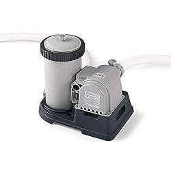 Intex - 56634Fr - Accessoires Piscines - Filtre Épurateur À Cartouche 9,5 M3/H - 220 - 230 Volts