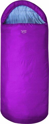 Highlander Sleephaven Sleeping Bag - Grape Juice