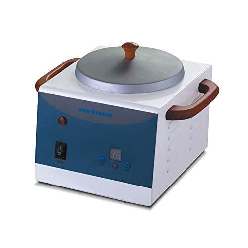 YLMRXL Wax Heater Electric Wax Warmer Depilatory Hair Removal Paraffin Waxing Heater Machine Melting Single Pot for Women Men Painless