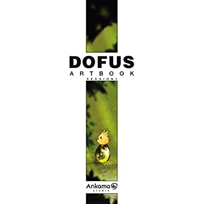 Dofus Artbook-Session 1