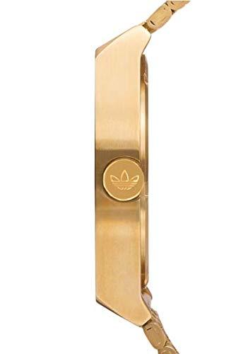 adidas Pulsera Relojes De Los Hombres Process_M1.6 Enlace De Acero Inoxidable,