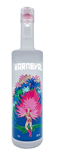 KARNEVAL VODKA Wodka (1 x 0.5 l)