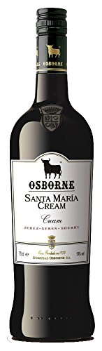 Osborne Sherry Cream NV Süß (3 x 0.8 l)