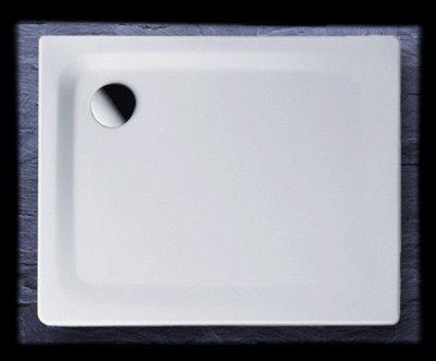 Preisvergleich Produktbild Kaldewei Superplan Duschwanne 90x90x2,5cm weiß rechteckig