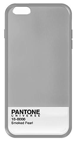 Case Scenario Pantone Universe Coque pour iPhone 6 Plus Gris