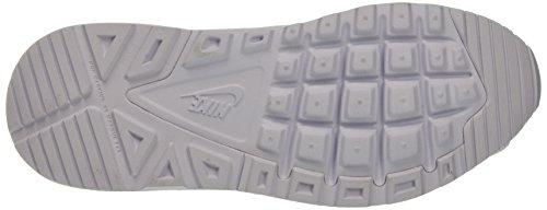 Nike Air Max Command Flex, Scarpe da Ginnastica Basse Unisex bambini Bianco