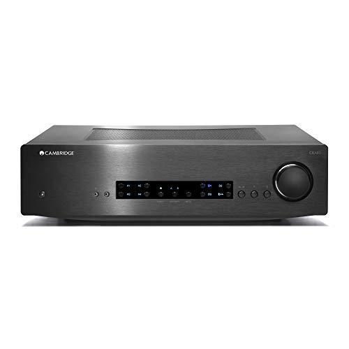 Cambridge Audio CXA80- Integrierter 80-Watt-Verstärker mit eingebautem DAC