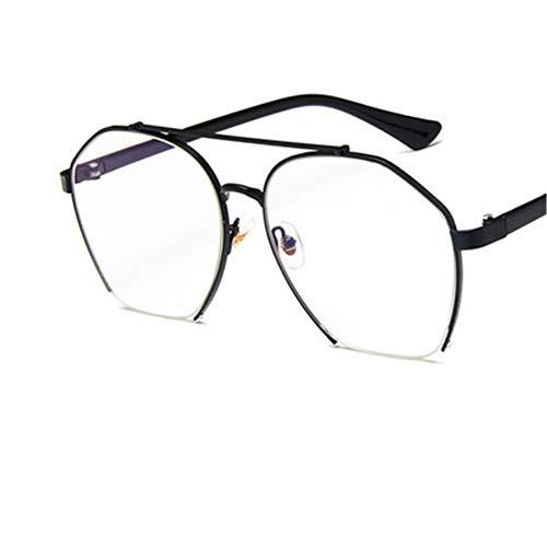 Mode Multilaterale Unregelmäßige Sonnenbrillen Retro Sonnenbrillen Fashion Lady Color Sonnenbrillen Business Sports